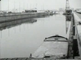 The large lock in IJmuiden in use again