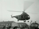 Helicopter ends the isolation of Lelystad